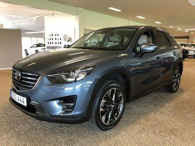 gebraucht Mazda CX-5 Optimum 2.2-D AWD Automat Euro 6 1 -15