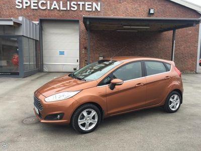 begagnad Ford Fiesta 1.0T EcoBoost 5dr, 100 hk -16