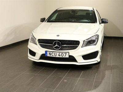 begagnad Mercedes CLA180 d Navi Bluetooth
