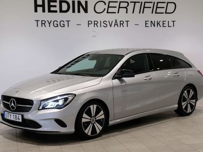 begagnad Mercedes CLA200 Shooting Brake 200 Shooting Brake 4MATIC