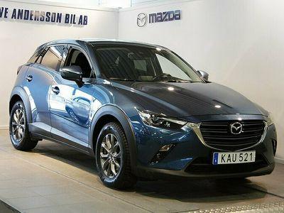 begagnad Mazda CX-3 2.0 Vision M6 121hk