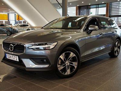 begagnad Volvo V60 CC D4 AWD Advanced Edt (SELEKT)