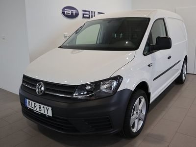 begagnad VW Caddy Maxi Life Caddy Maxi TSI 125 Drag Webasto 2019, Personbil 234 900 kr