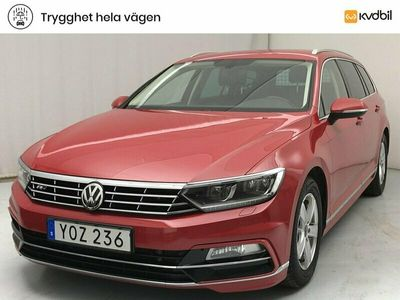 begagnad VW Passat VW 2.0 TDI Sportscombi 2018, Kombi Pris 200 000 kr