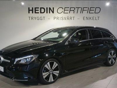 begagnad Mercedes 200 CLA Benzd Shooting Brake 4MATIC 7G Drag & Navi 2018, Sportkupé 279 900 kr