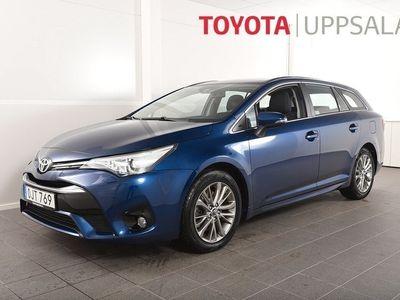 begagnad Toyota Avensis Kombi 2.0 D-4D TS Active / Drag