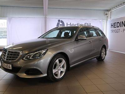 begagnad Mercedes E350 212 KBLUETEC