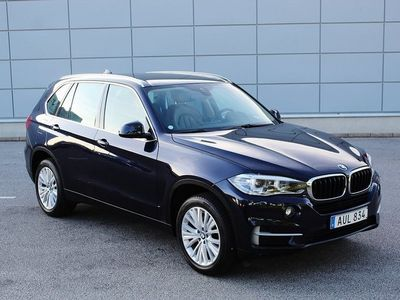 begagnad BMW X5 xDrive30d TOPPSKICK Euro 6 258hk Svensksåld