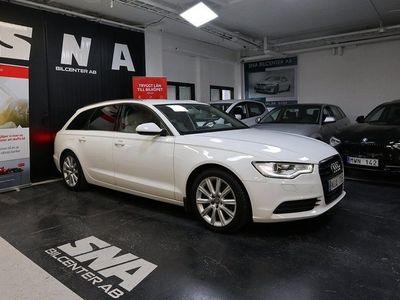 begagnad Audi A6 Avant 2.0 TDI DPF Ambition, Sport, Proline 177hk Drag