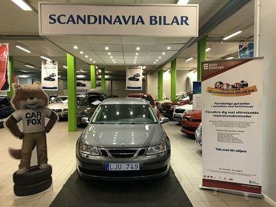brugt Saab 9-3 2.0T EN ÄGARE DRAG LÅG MIL 175hk