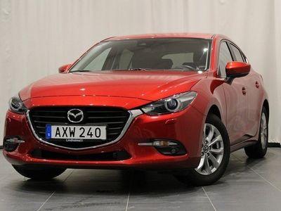 begagnad Mazda 3 Sport 2.0 SKYACTIV-G HUD Navi 165hk