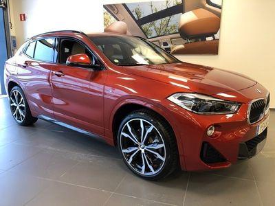 begagnad BMW X2 sDrive20i Aut Innovation Edition Fria V-Hjul -19