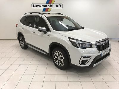 begagnad Subaru Forester 2.0 4WD Lineartronic Active 1
