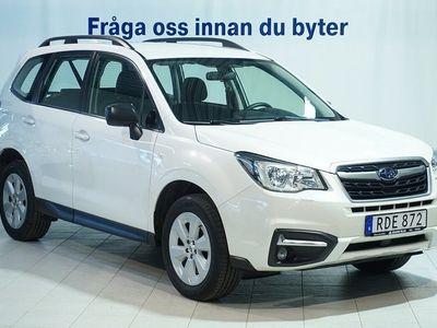 begagnad Subaru Forester 2,0I X