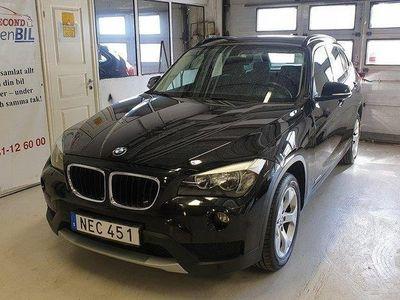 begagnad BMW X1 xDrive20d Automat Besiktad