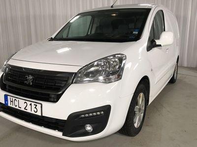 brugt Peugeot Partner 1.6 BlueHDI Skåp (120hk)