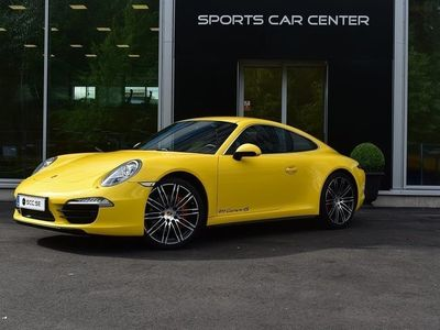 second-hand Porsche 911 Carrera 4S 991 400HK SPORT CHRONO -13
