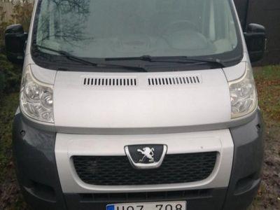 begagnad Peugeot Boxer