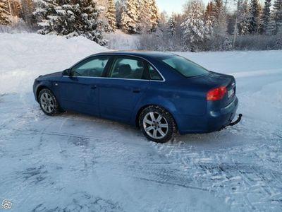 begagnad Audi A4 2.0tdi quattro -06