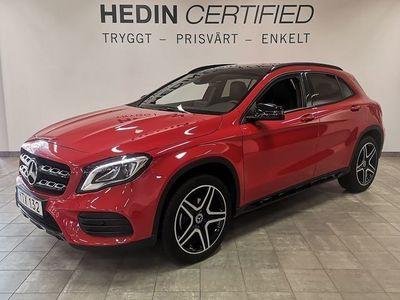 gebraucht Mercedes GLA200 GLA 200 7G-DCT