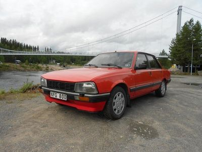"""begagnad Peugeot 505 Turbo injection """"S"""" -88"""