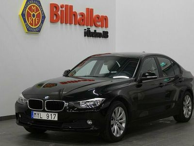 begagnad BMW 316 d Sedan F30