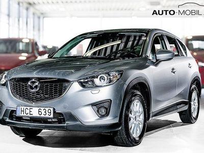 gebraucht Mazda CX-5 2,2 DE Advance 150 Aut