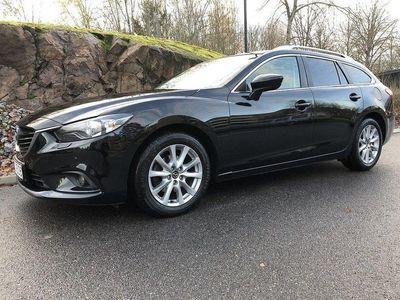 begagnad Mazda 6 2.2 DE Wagon Skyactiv Core 149HK
