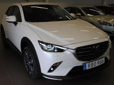 used Mazda CX-3 2.0 AWD (150hk) Optimum Automat