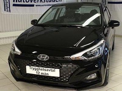 begagnad Hyundai i20 1.2/84hk M5 Trend