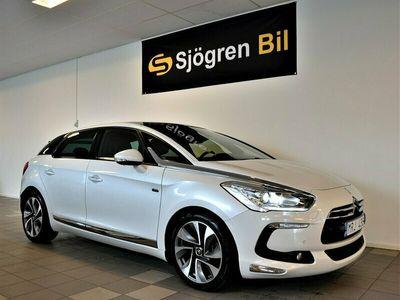 begagnad Citroën DS5 2.0 Hybrid4 Airdream AWD EGS GPS 200hk