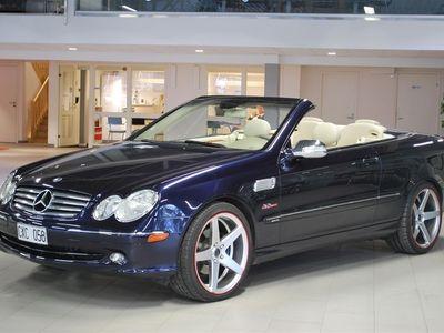 begagnad Mercedes CLK320 Cabriolet Aut 218hk