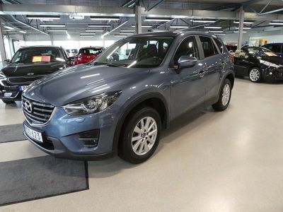 used Mazda CX-5 2.2 SKYACTIV-D Automat Euro 6 150hk Advance Plus