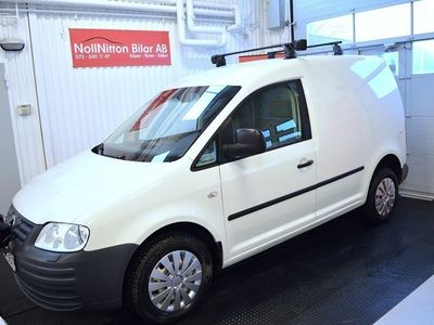 gebraucht VW Caddy 1.9 TDI 4Motion 2009, Personbil 49 900 kr