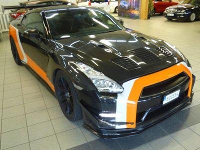 begagnad Nissan GT-R