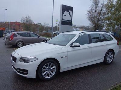 begagnad BMW 520 d Touring Comfort/Dragkrok