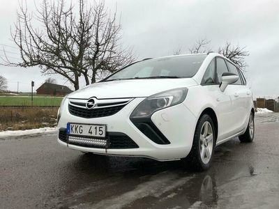 begagnad Opel Zafira Tourer 1.6 CDTi ecoFLEX