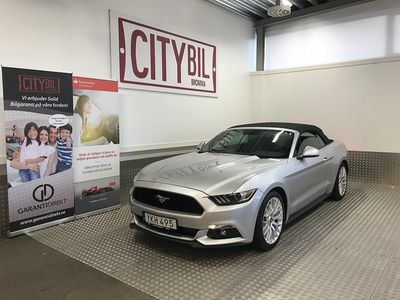 begagnad Ford Mustang 2.3 T 317hk EcoBoost Aut Cab