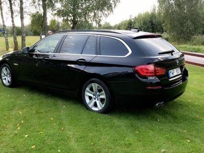 begagnad BMW 525 d 218hk / aut / sportstolar -13