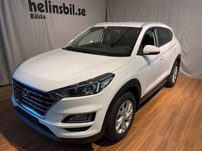 begagnad Hyundai Tucson 1.6 T-GDi DCT 2WD Trend