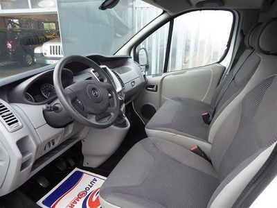 begagnad Opel Vivaro L2H1 Skåp 2,0 CDTI 114hk -11