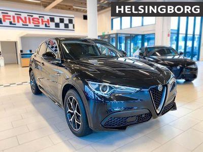 begagnad Alfa Romeo Stelvio Super 200 hk Automat