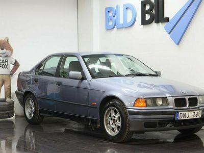 begagnad BMW 316 i SEDAN M-VÄRMARE 102HK