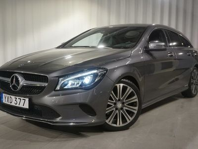 begagnad Mercedes CLA200 Shooting Brake d 4MATIC 7G-DCT Euro 6*Drag