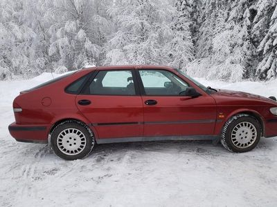 begagnad Saab 9-3 5-dörrar 2.0 SE