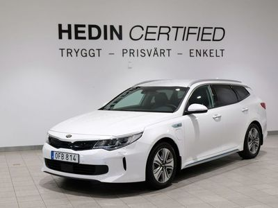 begagnad Kia Optima SW P-HEV ADVANCE PLUS