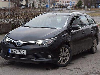 begagnad Toyota Auris Sports Hybrid 1.8 MOMS SKATTEFRI Euro6