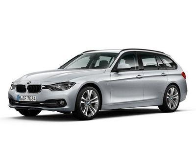 begagnad BMW 320 d xDrive A Touring Sport line