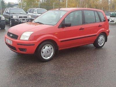 begagnad Ford Fusion 1.4 Låga mil Nybes Nyser K-rem by