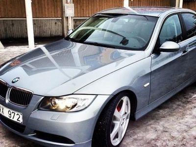 gebraucht BMW 325 i 217hk M-Sport paket 20900 mil -05